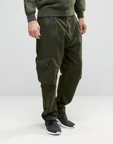 adidas Badlander Cargo Pants In Green AY8533