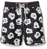 Gap babyGap | Disney Baby Mickey Mouse swim trunks