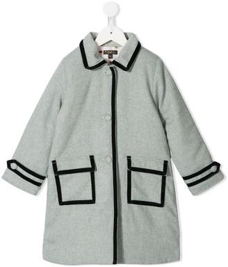 Velveteen Sabine coat