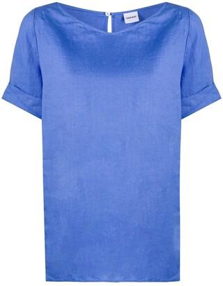 Aspesi Short Sleeve Boxy Fit Top
