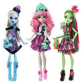 Monster High Party Ghouls Doll Assortment