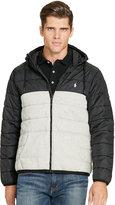 Ralph Lauren Quilted Hybrid Jacket