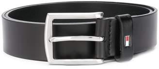 Tommy Hilfiger square buckle belt