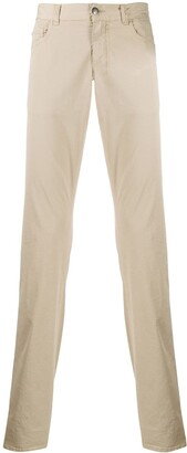 Canali Slim-Fit Jeans