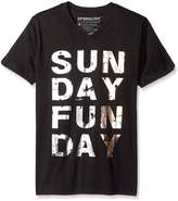 Spenglish Men's Sunday Funday Short Sleeve T-Shirt
