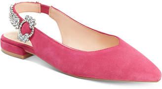 Nanette Lepore Nanette by Felicity Jewel Embellished Flats, Women Shoes