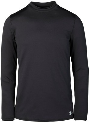 L.L. Bean L.L.Bean Men's Under Armour ColdGear Armour Mock, Fitted