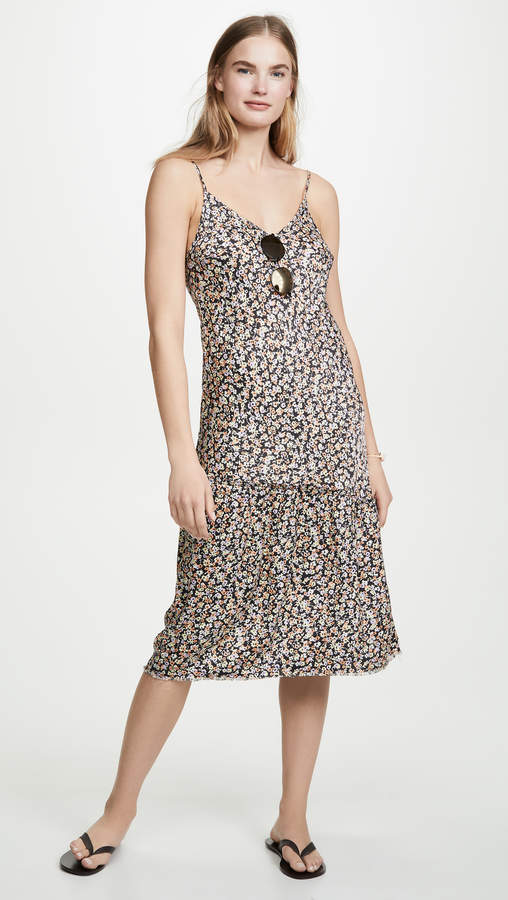ebb78cf228f4 Gray Adjustable Strap Dresses - ShopStyle