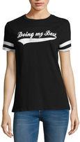 Arizona Doing my Best Graphic T-Shirt- Juniors