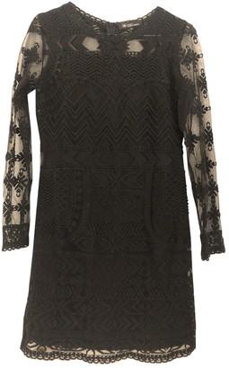Etoile Isabel Marant Black Lace Dresses