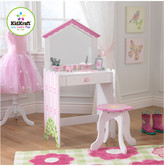 Kid Kraft Dollhouse Vanity And Stool