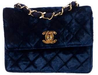 787b5bdebdd9 Velvet Chanel Bag - ShopStyle