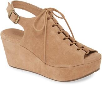 Chocolat Blu Willis Platform Sandal