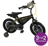 Batman 14 Inch Bat Style Bike