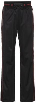 Givenchy Side stripe trackpants