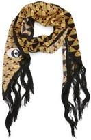 Givenchy Women's 'Pyramid Eyes' Silk Scarf