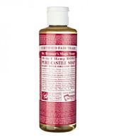 Dr. Bronner Castile Rose Liquid Soap