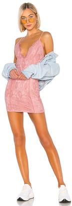 h:ours Luzetta Mini Dress