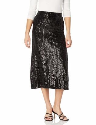BB Dakota Women's Starry Night Skirt