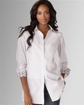 Truffle Stripe Alianna Shirt