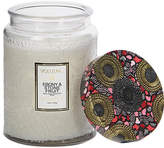 Voluspa Jar Candle - Ebony & Stone Fruit