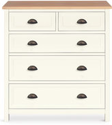 Marks and Spencer Dawson Country 3+2 Drawer Chest White