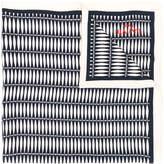 Lanvin 'Graphique' print scarf