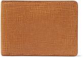 Dries Van Noten Cross-Grain Leather Billfold Wallet