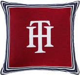 Tommy Hilfiger Marine Cushion - 40x40cm - Red
