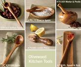 Napa Style Olivewood Kitchen Tools