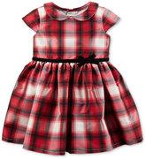 Carter's Plaid Taffeta Dress, Baby Girls (0-24 months)