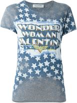 Valentino 'Star Studded' Wonder Woman T-shirt