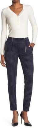 Scotch & Soda High Rise Skinny Zipper Pants