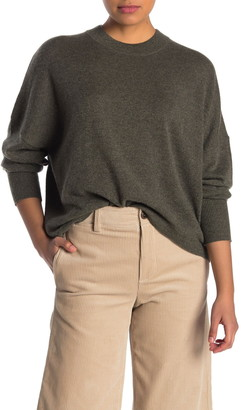 360 Cashmere Makayla High/Low Cashmere Sweater