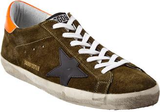 Golden Goose Superstar Suede Sneaker