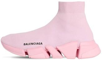 Balenciaga 30mm Speed 2.0 Lt Knit Sneakers