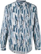 Cerruti camouflage shirt