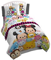 "Disney Tsum Tsum ""Faces"" Soft 3 Piece Sheet Set, Twin"