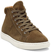 Polo Ralph Lauren Dree Suede High-Top Sneaker