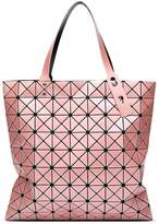 Kayers Sulliva Womens Fashion Geometric Plaid Tote Bag PU Leather Shoulder Bag Top-handle Handbags