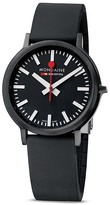 Mondaine Stop2go Watch, 41mm