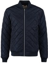 Selected Homme Shxpete Bomber Jacket Navy Blazer