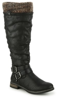 B52 By Bullboxer Frankie 2 Wide Calf Boot