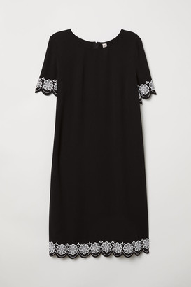 H&M Short-sleeved dress