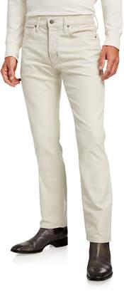 Tom Ford Men's Straight-Leg Stretch-Denim Jeans