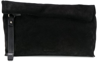 Ann Demeulemeester Rolled Tote Bag