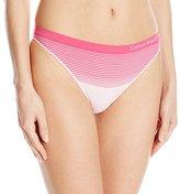 Calvin Klein Women's Seamless Illusions Thong Panty