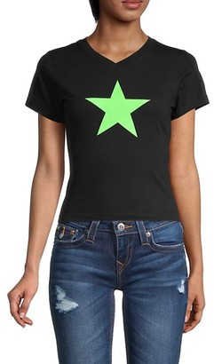 Hard Tail Star Graphic Baby T-Shirt