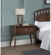 Child Craft Notting Hill 1 Drawer Nightstand Color: Chocolate