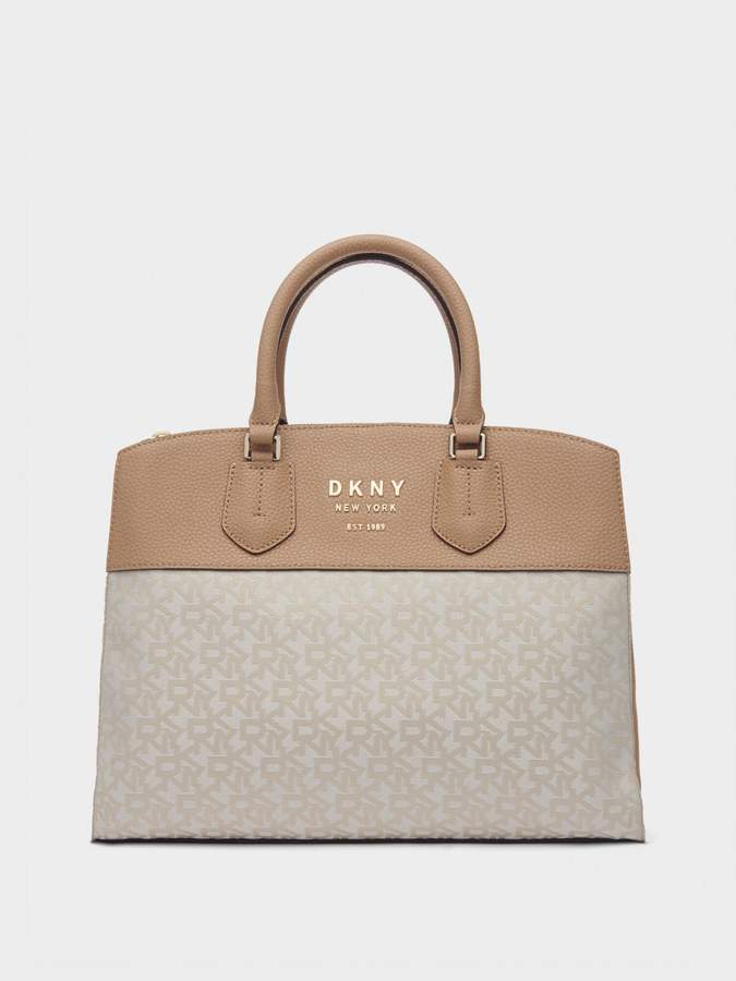 DKNY Noho Large Town & Country Satchel